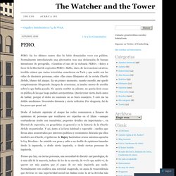 The Watcher and the Tower