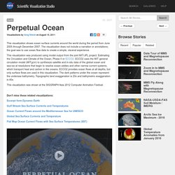 SVS Animation 3827 - Perpetual Ocean