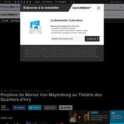 VIDEO. Perplexe de Marius Von Mayenburg au Théâtre d'Ivry