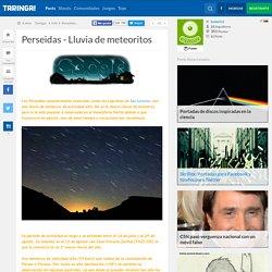 Perseidas - Lluvia de meteoritos
