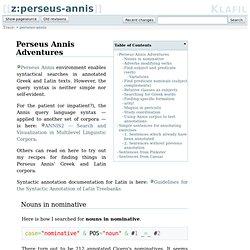 z:perseus-annis [Klafil]