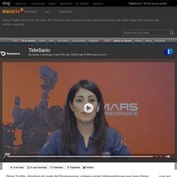 Diana Trujillo, directora de vuelo del Perseverance, primera mujer latinoaméricana que logra llegar tan lejos en una misión espacial