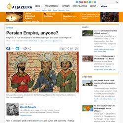 Persian Empire, anyone?