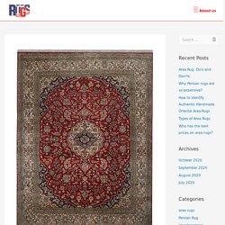 Why Persian rugs are so expensive? - GetMyRugs.com