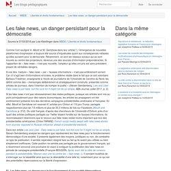 Les blogs pédagogiques de l'Université Paris Nanterre