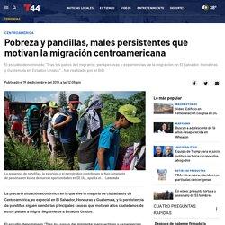 Pobreza y pandillas, males persistentes que motivan la migración centroamericana – Telemundo Washington DC (44)