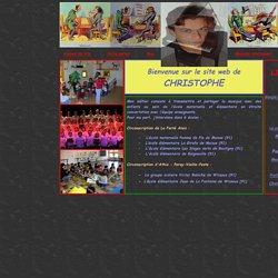 Site Web Perso - Musicien Intervenant