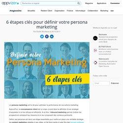 Persona marketing : définition, 6 étapes pour créer un profil client, exemple