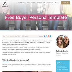 Free Buyer Persona Template Download