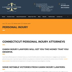 Personal Injury Lawyer Stamford Ct