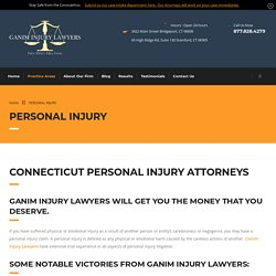 Now hire the best Bridgeport Ct Personal Injury Lawyers