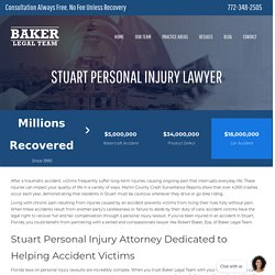 Personal Injury Attorneys in Stuart, FL