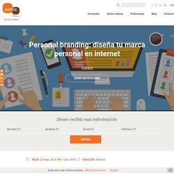 Personal branding: diseña tu marca personal en internet – Fundación Asmoz
