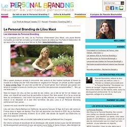 Article/ Le Personal Branding de Lilou Macé
