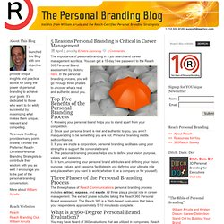 5 Reasons Personal Branding is Critical in Career Management