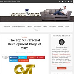 The Top 50 Personal Development Blogs of 2012 -