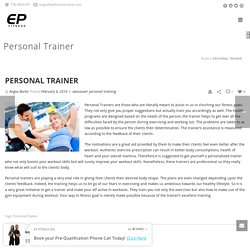 Personal Trainer Downtown, West End & Yaletown