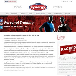 Best Female Personal Fitness Trainer Certification NYC