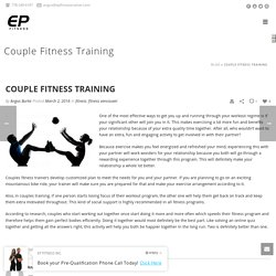 Couple Personal Fitness Training West End & Coal Harbour