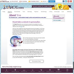 Authentic OnLine Do-It-Yourself Tarot Readings Tarot.com