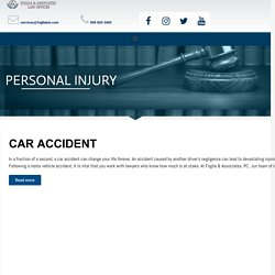 Hire Experienced Car Crash Lawyer In Framingham MA