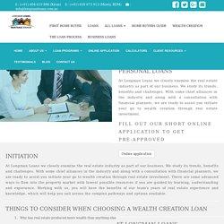 Personal Loans With Low Interest Rate Instant Approval - Longman Loans