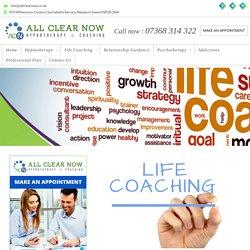 personal life coaching Newport