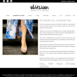 Obsession Shoes Australia