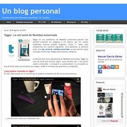 Taggar: La red social de Realidad Aumentada