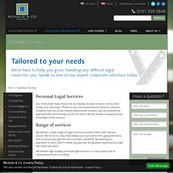 Solicitors in Timperley