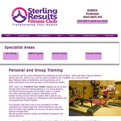 Personal & Group Fitness Training for Women Over 40 in Willoughby