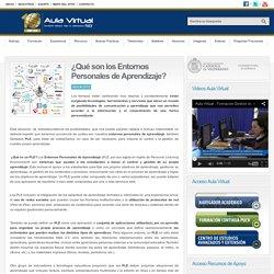 ¿Qué son los Entornos Personales de Aprendizaje? - Aula Virtual PUCV