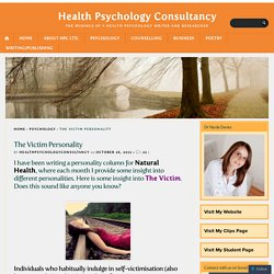 Health Psychology Consultancy