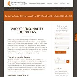 Obsessive Compulsive Disorder Treatment Texas