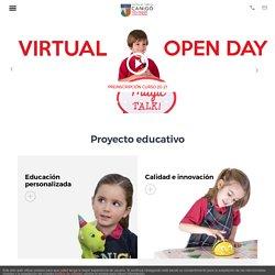 Colegio de Fomento bilingüe concertado en Barcelona. Desde los doce meses, educación personalizada, bilingüismo, calidad e innovación y educación en valores.