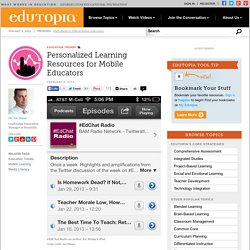 Podcasts for Educators