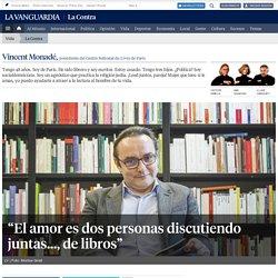 """""""El amor es dos personas discutiendo juntas..., de libros"""""""