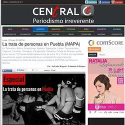 La trata de personas en Puebla