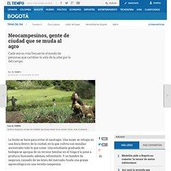 Personas que prefieren vivir en el campo - Bogotá