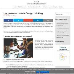 Les personas dans le Design thinking - NovoLaB