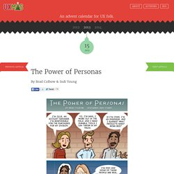 The Power of Personas