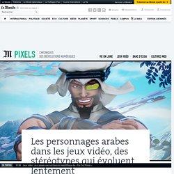 Les personnages arabes dans les jeux vidéo, des stéréotypes qui évoluent lentement
