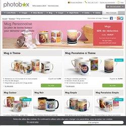 Mug personnalisé avec vos photos et votre texte selon le modèle ! - PhotoBox