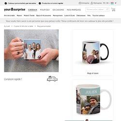 Mug personnalisé avec photo & texte