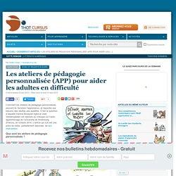 En images : la démarche des APP pour aider les adultes en difficulté