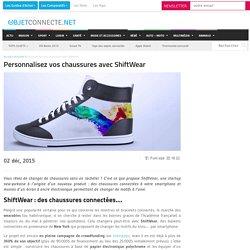 Personnalisez vos chaussures avec ShiftWear