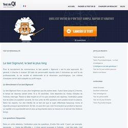 Test de personnalité Archives - blog qi-einstein