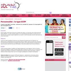 le type ESTP : le promoteur