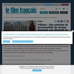 Tribune - Une centaine de personnalités du secteur demande une diversité du cinéma sur FTV pendant et après le confinement