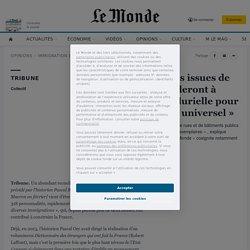 «Les 318 personnalités issues de l'immigration nous aideront à faire vivre la France plurielle pour mieux servir son idéal universel»